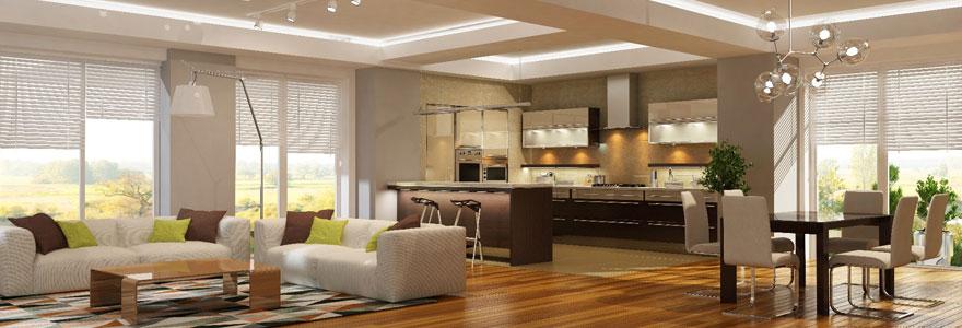 location d'appartements meublés
